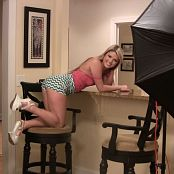 Sherri Chanel ZigZag Shorts HD 161 110616 mp4
