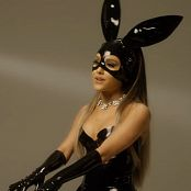 Arianna Grande Black Latex bunny HD 100616 mp4