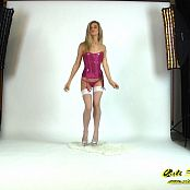 Cali Skye Pink Sequin Cali Fan Video 1080p 170616 mp4