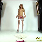 Cali Skye Pink Sequin Cali Fan Video 1080p 170616 mp4
