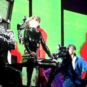 Rihanna Rude Boy Live Oberhausen Shiny Black Latex Video