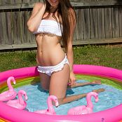 Brittany Marie Flamingo 004