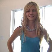 Florida Teen Models Libby Heather 2 Blue Lycra Catsuit 220616 avi