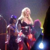Britney Black Latex Bootleg Rare new 100616 avi