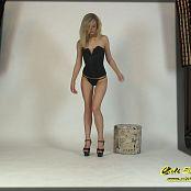 Cali Skye Black Corset Video 230616 mp4