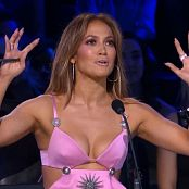 Jennifer Lopez Pink Cleavage HD 100616 avi