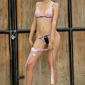 Tammy Molina Sweet Pink Sheer TeenBeautyFitness tbf 581 1826