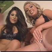 Jenaveve Jolie & Jaelyn Fox Kinky Dominating Bitches Video