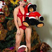 Sofy Arias Holiday Red TeenBeautyFitness tbf 594 1672