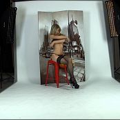 Cali Skye Black Fish Net 010716 mp4