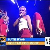 Kate Ryan Scream For More Live TOTP NL 2003 Video