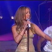 jenifer lopez Love Dont Cost A Thing Live 2001 Leather Dress 060716 avi