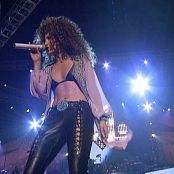 Jennifer Lopez Unknown In Concert 060716 vob