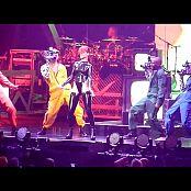 Rihanna Rude Boy Live Staples Center Black Latex HD Video