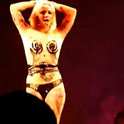 Britney Spears Breathe On Me & Touch of My Hand Sexy Live HD Video
