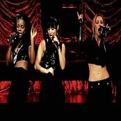 Sugababes Red Dress Live The Dominion 2006 Video