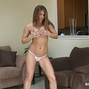 Blueyedcass White Dress Striptease HD 170716 mp4
