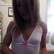 Madden White Sheer Selfies 003