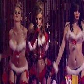 The Pussycat Dolls feat Carmen Electra Santa Baby live 170716 m2v