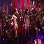Carmen Electra & Pussycat Dolls Santa Baby Live Video