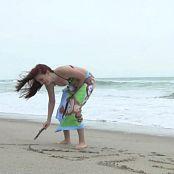 Florida Teen Models Green Bikini Fun 240716 mp4