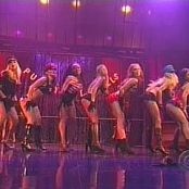 The Pussycat Dolls feat Carmen Electra Dance Medley Live at Letterman 170716 mpg