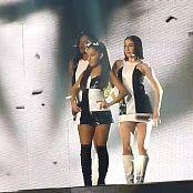 Ariana Grande Sexy Shiny Dress 020816 mp4