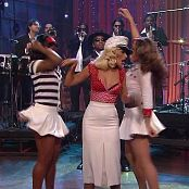 Christina Aguilera Candyman live on leno 020816 avi