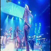 Christina Aguilera Dirrty live at cduk 2 nov 2002 Sexy Bikini 020816 m2v