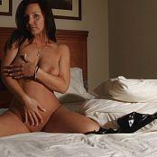 Christina Model Black Swan Solo Masturbation HD Video