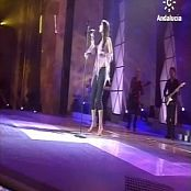 Holly Valance Naughty Girl Live Gala De Andalucia 2003 020816 m2v