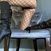 Princess Rene Horny For My Boots 020816 mov