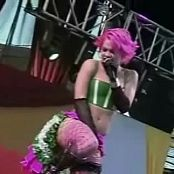 Christina Aguilera Lil Kim Mya Pink Lady Marmalade Wango Tango Live 020816 mpg