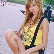 Young Gusel Outdoor Shooting Picture Set
