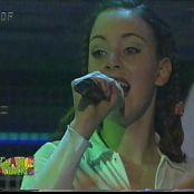 Jasmin Wagner Blumchen Du Und Ich Live Chart Attack 1996 Video