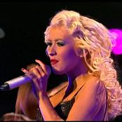 Christina Aguilera Dirrty 2007 Tour 020816 vob