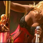 Christina Aguilera Dirrty Live 2007 Tour DVDR Video