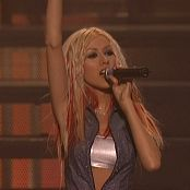 Christina Aguilera What a Girl Wants My Reflections Tour 020816 vob