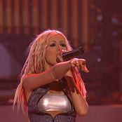 Christina Aguilera What A Girl Wants Live Tour On Tour 2001 DVDR Video