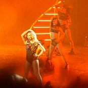 Britney Spears 10 Toxic Stronger Crazy TTWE 150816 mp4
