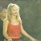 Britney Spears 1999 Baby one more time Regis Kelly 150816 mpeg