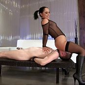 Kristina Rose Chastity Ass Tease HD Video