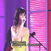 Katy Perry I Kissed a Girl Live Music Fair 2008 HD Video