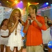Beyonce Crazy In Love Live MTV TRL Video
