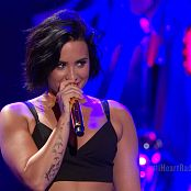 Demi Lovato Concert Jingle Ball MSG 2015 1080p HD Video