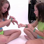 FloridaTeenModels DVD2 Heather and Rachel Cute Best Friends 300816 VOB