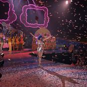 Katy Perry California Gurls Live Shiny Silver Dress HD Video