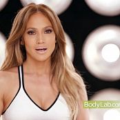 Jennifer Lopez Body Lab Commerical HD Video