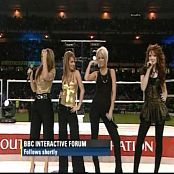 Girls Aloud Love Machine Twickenham England v New Zealand 051106 PAL DVD GIRLS ALOUD MEDIA 280816 mpg