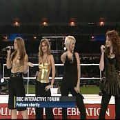 Girls ALoud Love Machine Live Twickenham Short Teaser Video